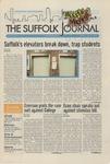 Newspaper- Suffolk Journal vol. 69, no. 17, 2/25/2009