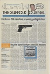 Newspaper- Suffolk Journal vol. 69, no. 18, 3/5/2009