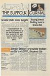 Newspaper- Suffolk Journal vol. 69, no. 21, 4/8/2009