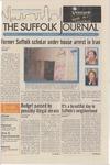 Newspaper- Suffolk Journal vol. 69, no. 22, 4/15/2009