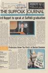Newspaper- Suffolk Journal vol. 69, no. 23, 4/22/2009