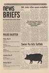 Newspaper- Suffolk Journal vol. 70, no. 1, Summer 2009
