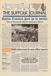 Newspaper- Suffolk Journal vol. 70, no. 2, 9/23/2009