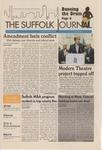 Newspaper- Suffolk Journal vol. 70, no. 6, 10/28/2009