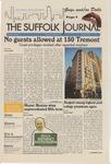Newspaper- Suffolk Journal vol. 70, no. 7, 11/4/2009