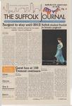 Newspaper- Suffolk Journal vol. 70, no. 9, 11/11/2009
