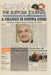 Newspaper- Suffolk Journal vol. 70, no. 12, 1/27/2010