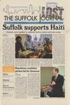 Newspaper- Suffolk Journal vol. 70, no. 14, 2/3/2011