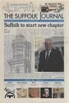Newspaper- Suffolk Journal vol. 72, no. 13, 1/25/2012