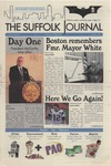 Newspaper- Suffolk Journal vol. 72, no. 14, 2/1/2012