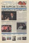 Newspaper- Suffolk Journal vol. 72, no. 16, 2/15/2012