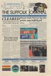 Newspaper- Suffolk Journal vol. 72, no. 17, 2/22/2012
