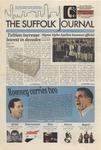Newspaper- Suffolk Journal vol. 72, no. 18, 2/29/2012