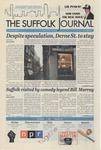 Newspaper- Suffolk Journal vol. 72, no. 20, 4/1/2012