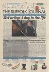 Newspaper- Suffolk Journal vol. 72, no. 23, 4/18/2012