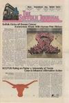 Newspaper- Suffolk Journal vol. 73, no. 7, 10/24/2012
