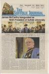 Newspaper- Suffolk Journal vol. 73, no. 11, 12/5/2012