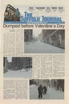 Newspaper- Suffolk Journal vol. 73, no. 15, 2/13/2012