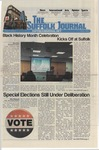 Newspaper- Suffolk Journal vol. 73, no. 14, 2/6/2013