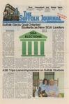 Newspaper- Suffolk Journal vol. 73, no. 18, 3/21/2013
