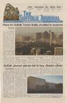 Newspaper- Suffolk Journal vol. 73, no.20, 4/1/2013