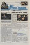 Newspaper- Suffolk Journal vol. 74, no. 23, 4/16/2014