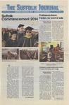Newspaper- Suffolk Journal vol. 75, no. 1, 6/5/2014