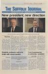 Newspaper- Suffolk Journal vol. 75, no. 2, 9/9/2014