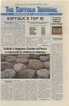 Newspaper- Suffolk Journal vol. 75, no. 4, 9/24/2014