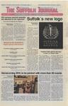 Newspaper- Suffolk Journal vol. 75, no. 7, 10/15/2014