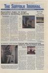Newspaper- Suffolk Journal vol. 75, no. 8, 10/22/2014