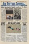 Newspaper- Suffolk Journal vol. 75, no. 10, 11/5/2014