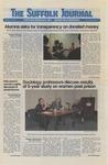 Newspaper- Suffolk Journal vol. 75, no. 11, 11/12/2014