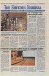 Newspaper- Suffolk Journal vol. 75, no. 13, 12/3/2014