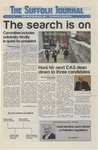 Newspaper- Suffolk Journal vol. 75, no. 19, 3/25/2015