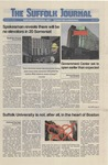 Newspaper- Suffolk Journal vol. 75, no. 20, 4/1/2015 (April Fool's Issue)