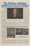 Newspaper- Suffolk Journal vol. 76, no. 1, 5/28/2015