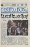 Newspaper- Suffolk Journal vol. 76, no. 2, 9/23/2015