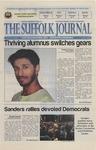 Newspaper- Suffolk Journal vol. 76, no. 4, 10/7/2015