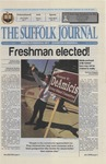 Newspaper- Suffolk Journal vol. 76, no. 8, 11/11/2015