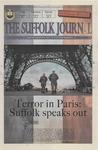 Newspaper- Suffolk Journal vol. 76, no. 9, 11/18/2015