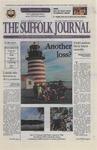 Newspaper- Suffolk Journal vol. 76, no. 10, 12/2/2015