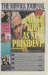 Newspaper- Suffolk Journal vol. 76, no. 16, 3/30/2016 (April Fool's Issue)