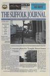 Newspaper- Suffolk Journal vol. 76, no. 18, 4/13/2016