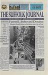 Newspaper- Suffolk Journal vol. 76, no. 18, 4/27/2016