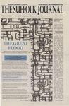 Newspaper- Suffolk Journal vol. 80, no. 15, 3/29/2017 by Suffolk Journal