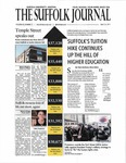 Newspaper- Suffolk Journal vol. 80, no. 17, 4/12/2017 by Suffolk Journal