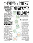 Newspaper- Suffolk Journal vol. 80, no. 18, 4/19/2017 by Suffolk Journal