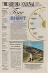 Newspaper- Suffolk Journal vol. 81, no. 5, 10/11/2017 by Suffolk Journal