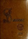 Suffolk University Beacon/Lex yearbook, 1961 by Suffolk University Law School